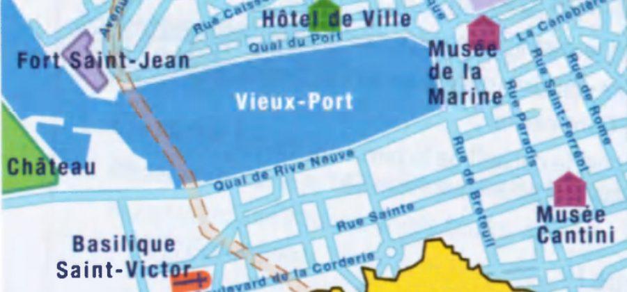 14 урок Marseille