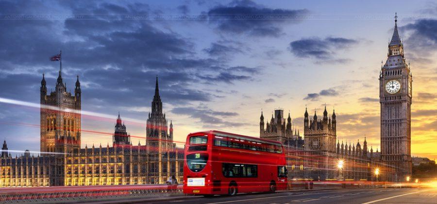 16 урок À Londres