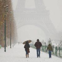 Куда поехать во Франции в январе?