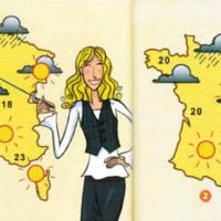 Урок 40 Beau fixe— Ясно