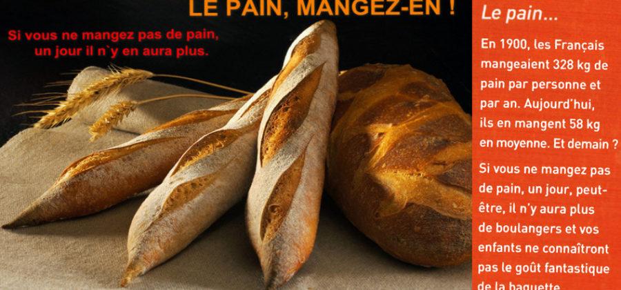 Урок 43   Le pain