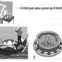 Задания к уроку 36 Fait divers