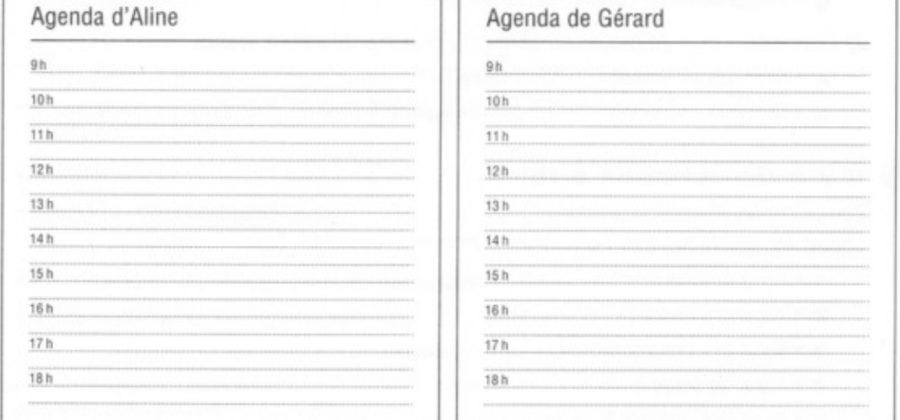 Задания к 39 уроку Jour de grève